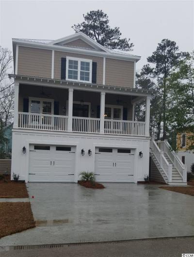 Murrells Inlet Single Family Home Active-Pend. Cntgt. On Financi: 3869 Spanner Way