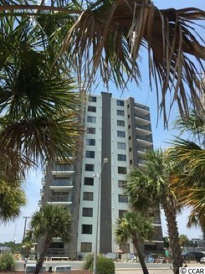 Myrtle Beach Condo/Townhouse For Sale: 400 20th Avenue North #903