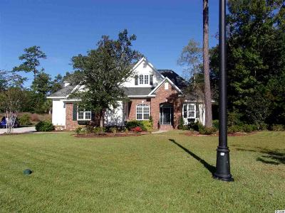 Murrells Inlet Single Family Home Active-Pend. Cntgt. On Financi: 146 Grey Moss Road