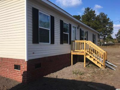 Loris Single Family Home For Sale: 1500 Southern Crest Dr.