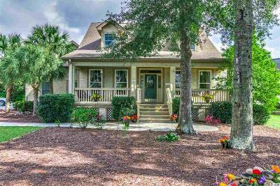 North Myrtle Beach Single Family Home For Sale: 500 Sea Island Way