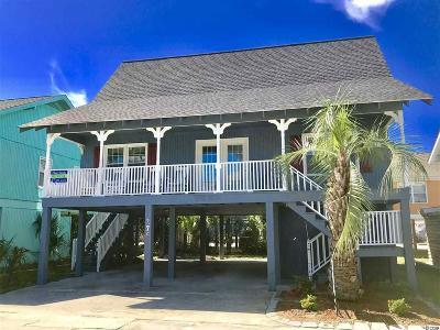 Garden City Beach Single Family Home For Sale: 176 Easy Street