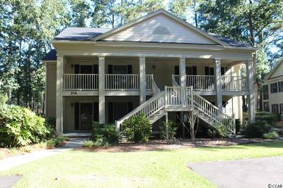 Pawleys Island Condo/Townhouse For Sale: 216-4 Stillwood Dr #216-4