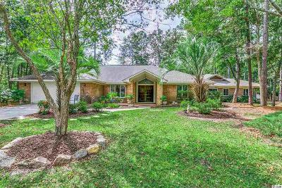 Myrtle Beach Single Family Home For Sale: 1165 Links Rd