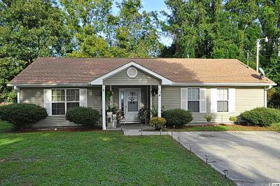 Conway Single Family Home For Sale: 510 Alston Aly