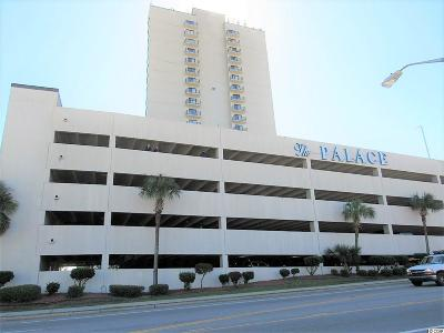 Myrtle Beach Condo/Townhouse For Sale: 1605 S Ocean Blvd #513
