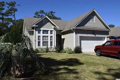 Myrtle Beach Single Family Home For Sale: 2818 S Key Largo Circle