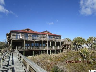 Pawleys Island Single Family Home For Sale: 334 Myrtle Ave