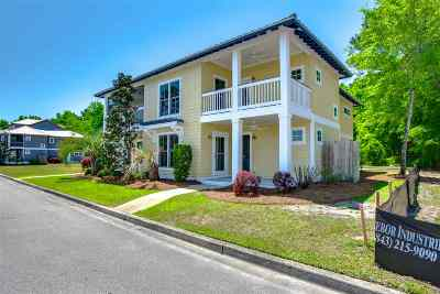 Pawleys Island Condo/Townhouse For Sale: 217 Lumbee Circle #41