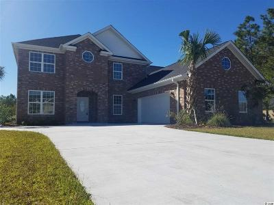 Myrtle Beach SC Single Family Home For Sale: $396,000