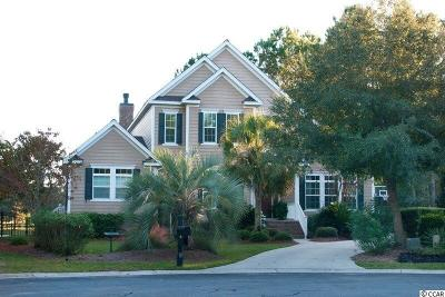 Pawleys Island Single Family Home Active-Pend. Cntgt. On Financi: 353 Hunter Oak Court