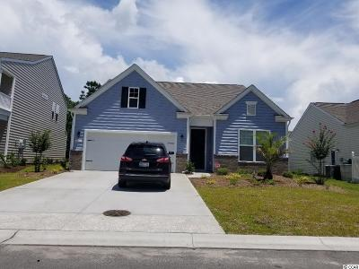 Myrtle Beach SC Single Family Home Active-Pend. Cntgt. On Financi: $247,000