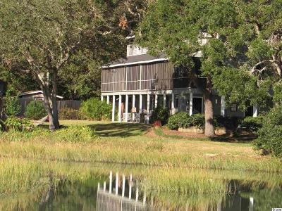 Murrells Inlet Condo/Townhouse For Sale: 5137 Highway 17 Business #1-D