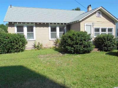 North Myrtle Beach Multi Family Home For Sale: 1620/1621 A&b Perrin Dr.