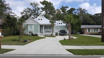 Surfside Beach Single Family Home Active-Pend. Cntgt. On Financi: 520 N 16th Avenue