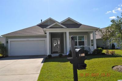 Murrells Inlet SC Single Family Home Sold: $280,500