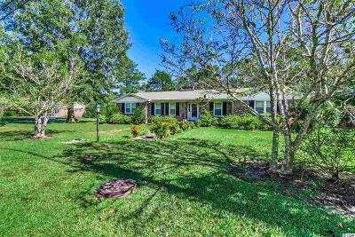 Conway Single Family Home For Sale: 155 Busbee Street