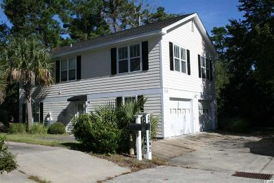 Surfside Beach Single Family Home Active-Pend. Contingent Contra: 1135 Camellia Dr.
