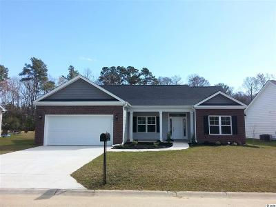 Myrtle Beach SC Single Family Home For Sale: $225,000