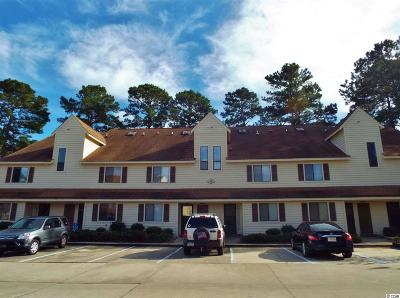 Myrtle Beach SC Condo/Townhouse For Sale: $57,900
