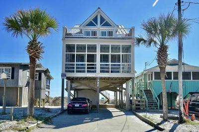 Pawleys Island Single Family Home For Sale: 752 Springs Ave