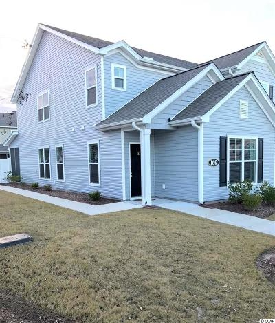 Myrtle Beach SC Condo/Townhouse For Sale: $165,000