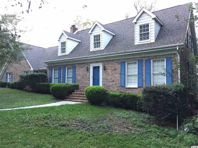 Conway Single Family Home For Sale: 1889 Spring Lake Drive