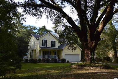 Georgetown Single Family Home For Sale: 215 William Screven Road