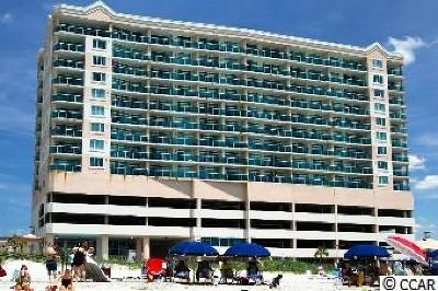 North Myrtle Beach Condo/Townhouse For Sale: 5700 N Ocean Blvd #710