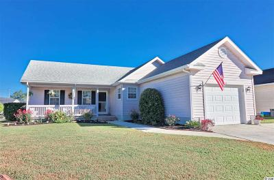 Murrells Inlet Single Family Home For Sale: 9616 Sullivan Drive