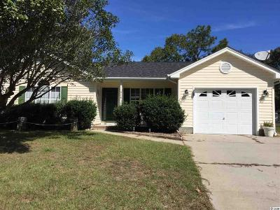 Conway Single Family Home For Sale: 978 Castlewood Dr
