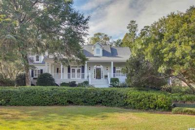 Pawleys Island Single Family Home Active-Pending Sale - Cash Ter: 49 Red Squirrel