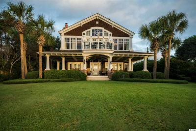 Myrtle Beach Single Family Home For Sale: 3304 N Ocean Blvd