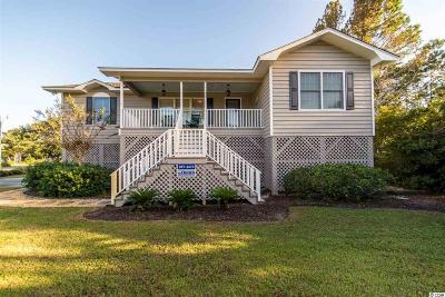 Pawleys Island Single Family Home For Sale: 60 Barefoot Loop