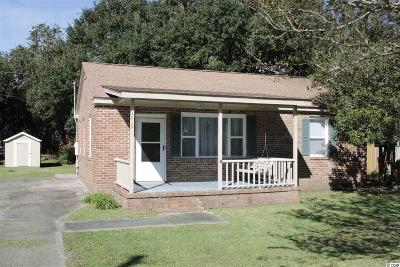 Georgetown Single Family Home For Sale: 1919 Middleton St