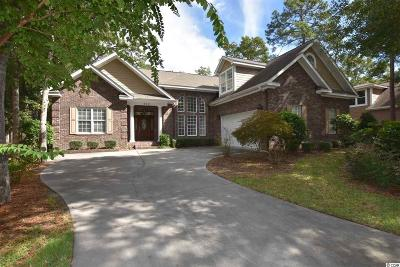 North Myrtle Beach Single Family Home Active-Pend. Cntgt. On Financi: 923 Heshbon Drive