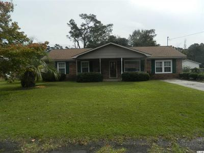 Georgetown Single Family Home For Sale: 832 West Virginia Road