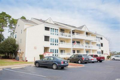 North Myrtle Beach Condo/Townhouse For Sale: 1100 Possum Trot Road #G-115