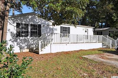 Murrells Inlet Single Family Home For Sale: 9454 Greenwing Lane