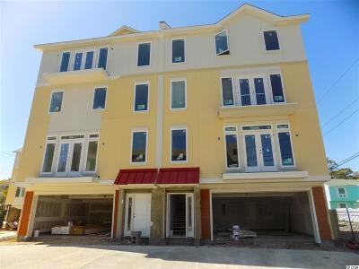 Myrtle Beach Condo/Townhouse For Sale: 7401 N Ocean #6