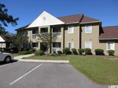 Conway Condo/Townhouse For Sale: 420 Myrtle Greens Drive #F
