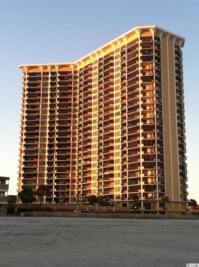 Myrtle Beach Condo/Townhouse For Sale: 9650 Shore Drive #1604