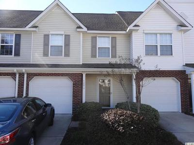 Pawleys Island Condo/Townhouse For Sale: 420-4 Red Rose Blvd #420-4