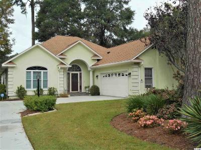 Pawleys Island Single Family Home For Sale: 60 Birkdale Loop
