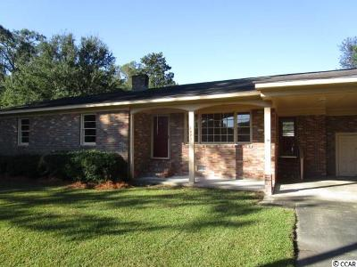 Georgetown Single Family Home For Sale: 1673 Middleton St.