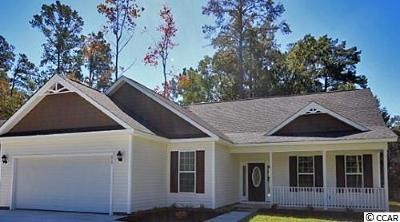 Pawleys Island Single Family Home For Sale: Lot 273 Clancurry Pl