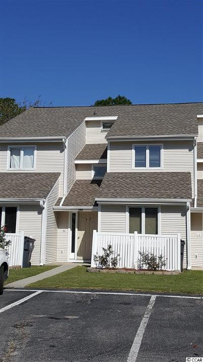 Surfside Beach Condo/Townhouse For Sale: 500c Deer Creek Road #5C or 50