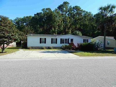 Murrells Inlet Single Family Home For Sale: 322 Misty Breeze Lane