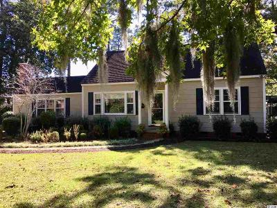 Georgetown Single Family Home Active-Pend. Cntgt. On Financi: 130 Heron Cove