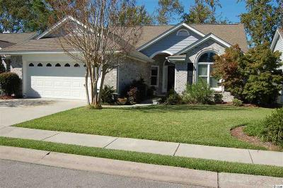 Myrtle Beach SC Single Family Home For Sale: $287,900